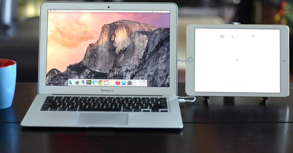 Turn Your iPad Into a Mac Display