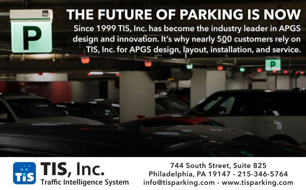 TIS Parking Print Advertising