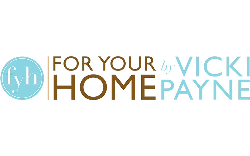 For Your Home by Vicki Payne