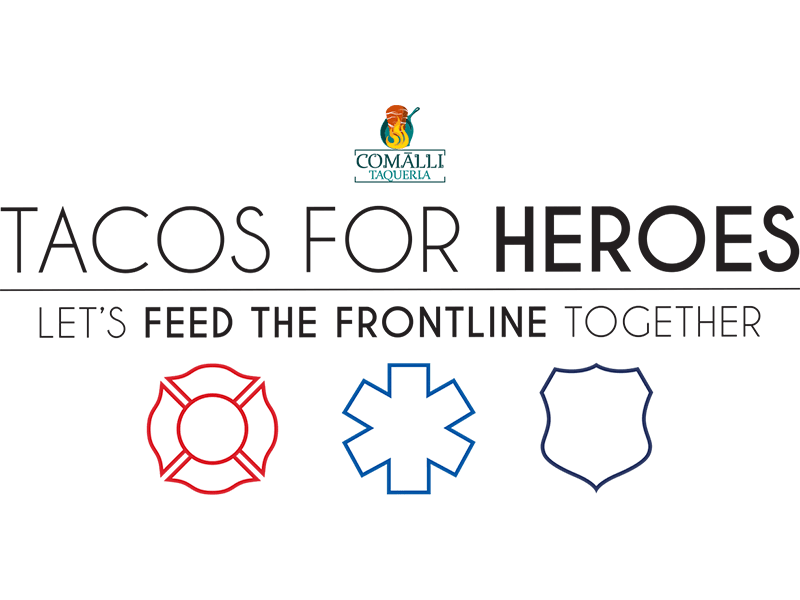 Tacos For Heroes