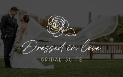 Our Website Design for Dressed in Love Bridal Suite