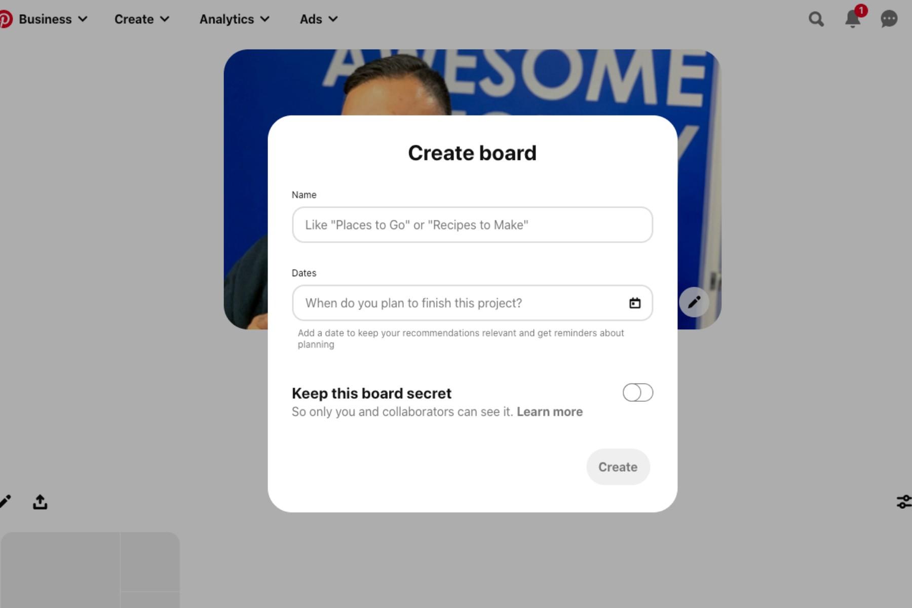 Using Pinterest for Business